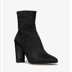 Mandy stretch ankle boot